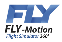 letecký simulátor, flight simulator, prague, fly-motion, attraction